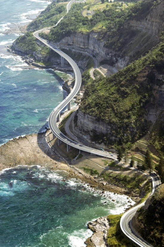 OMG! Someone built a Need for Speed road!
