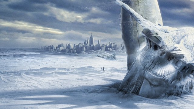"New Yorkers be like, ""What, it ain't that cold."""
