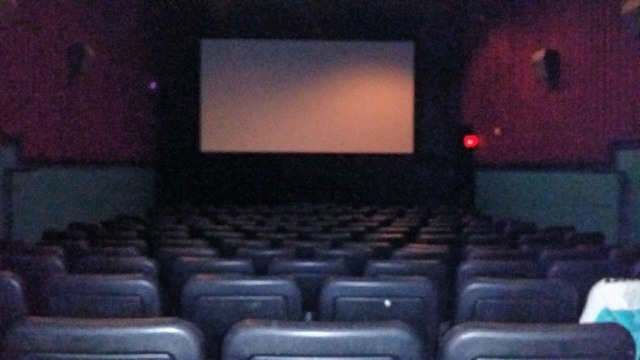 Wanna impress your girl? Rent out the entire theater. Or go to a movie no one else wants to see.